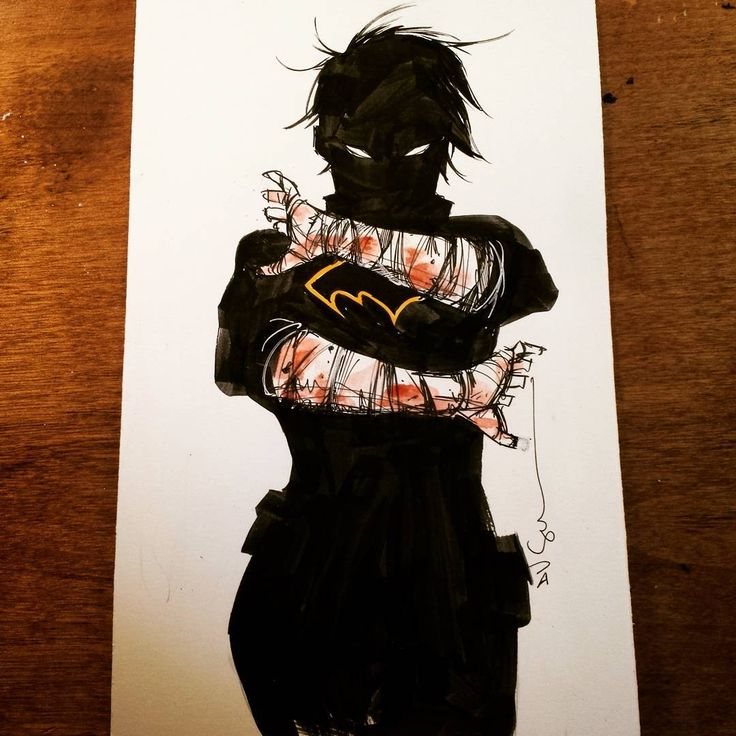 Cassandra Cain the Black Bat by Dustin Nguyen