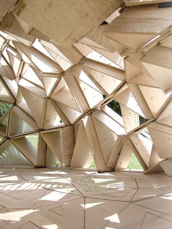 Patterns And Layering – Japanese Spatial Culture, Nature And Architecture