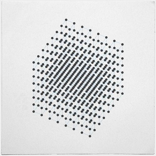2^9 = 2 x 2 x 2 x 2 x 2 x 2 x 2 x 2 x 2 = 512 dots, arranged in cubes. 2x2 dots arranged in cubes, arranged in 2x2 meta-cubes, arranged in 2x2 meta-cubes.