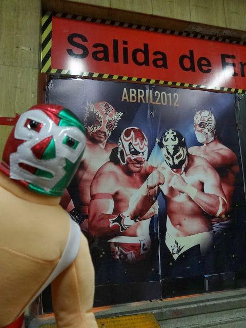 Mighty Ciudad de Mexico | A+A, everywhere!