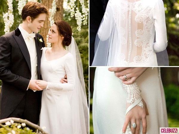Twilight Breaking Dawn Bella Wedding Dress PATTERN Based On Carolina Herrera Original Size 12 To 20