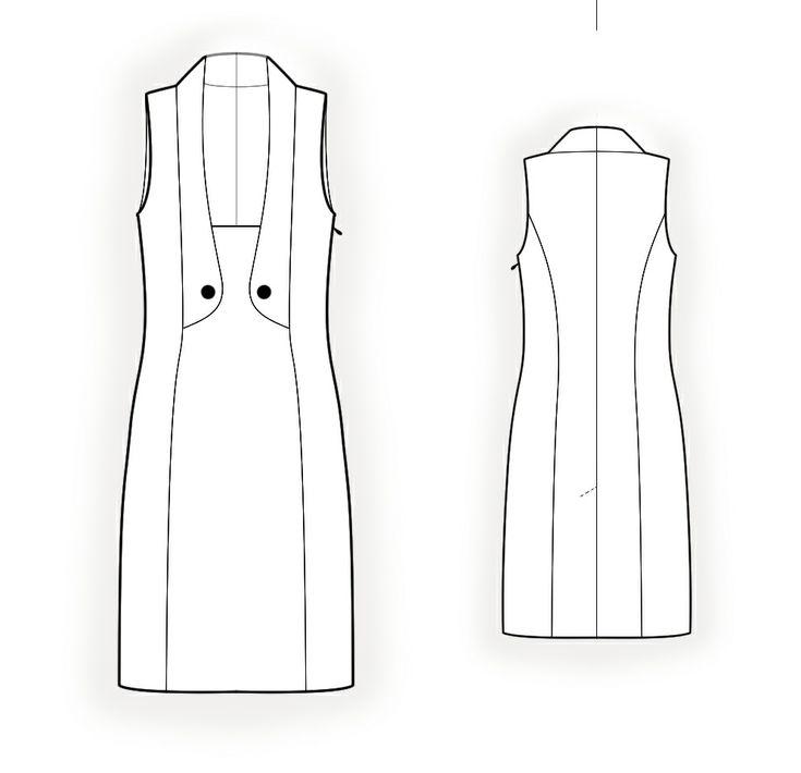 46 best lekala patterns images on Pinterest | Sewing ideas, Patron ...