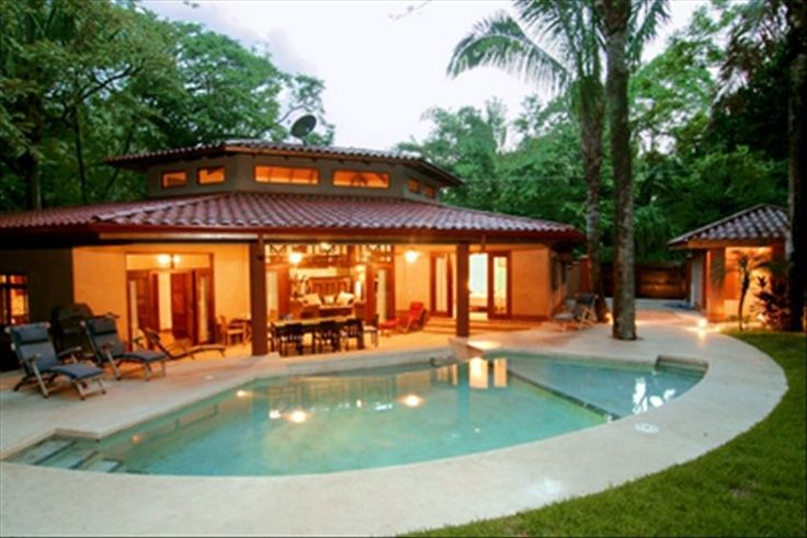 38 best costa rica vacation homes images on pinterest for Costa rica rental houses