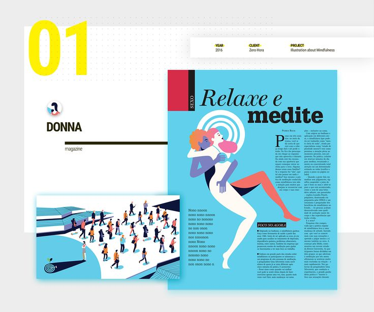 Editorial Illustrations for Magazines on Behance