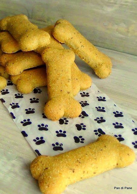 Pan di Pane: Biscotti per cani con Pasta Madre o Esubero