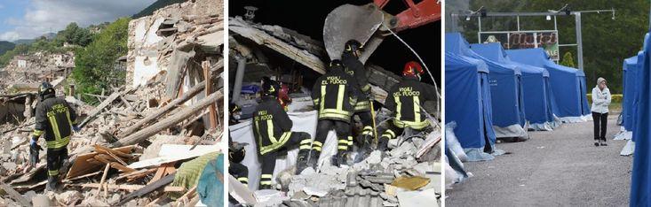 Terremoto nel centro Italia: 281 i morti. Altre scosse ad Amatrice. Salvate 238…