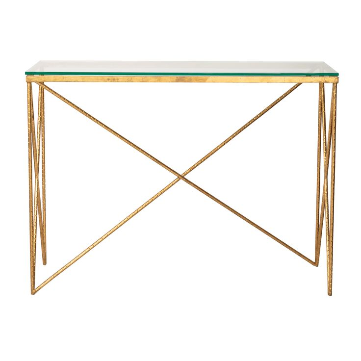 Buy the Gold Luxe Console Table at Oliver Bonas. We deliver Homeware throughout the UK within 5-12 working days from £35.
