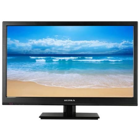 "Supra STV-LC22500FL 22"", Черный, 1920x1080, без Wi-Fi, Вход HDMI  — 9390 руб. —  Тип ЖК (LCD) , Разрешение 1920x1080 , HD-формат 1080p Full HD , Поддержка Wi-Fi без Wi-Fi , Формат телевизора 16:9 , Гарантия фирмы производителя 1 г."