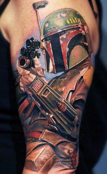 Tattoo Artist - Nikko Hurtado | www.worldtattoogallery.com/movies_tattoo