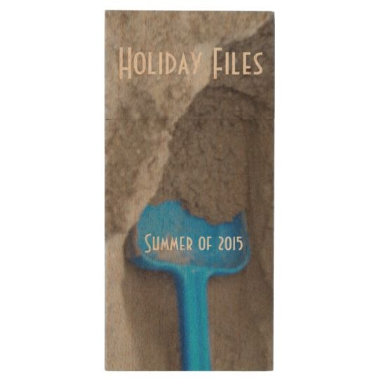Holiday Files, Summer of 2015 Sand Beach USB