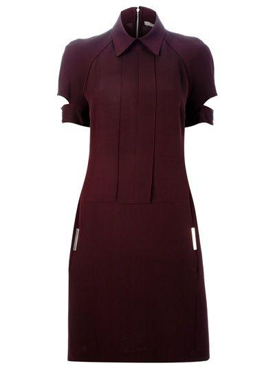 VICTORIA BECKHAM Collared Dress