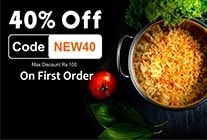 Get 40% off use code NEW40 #order #food #online over 600+ #Restaurants in #Pune #Foodie #Food Zaykedaar.com