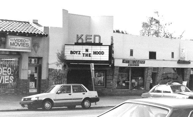 san diego historical photos - Kensington, San Diego