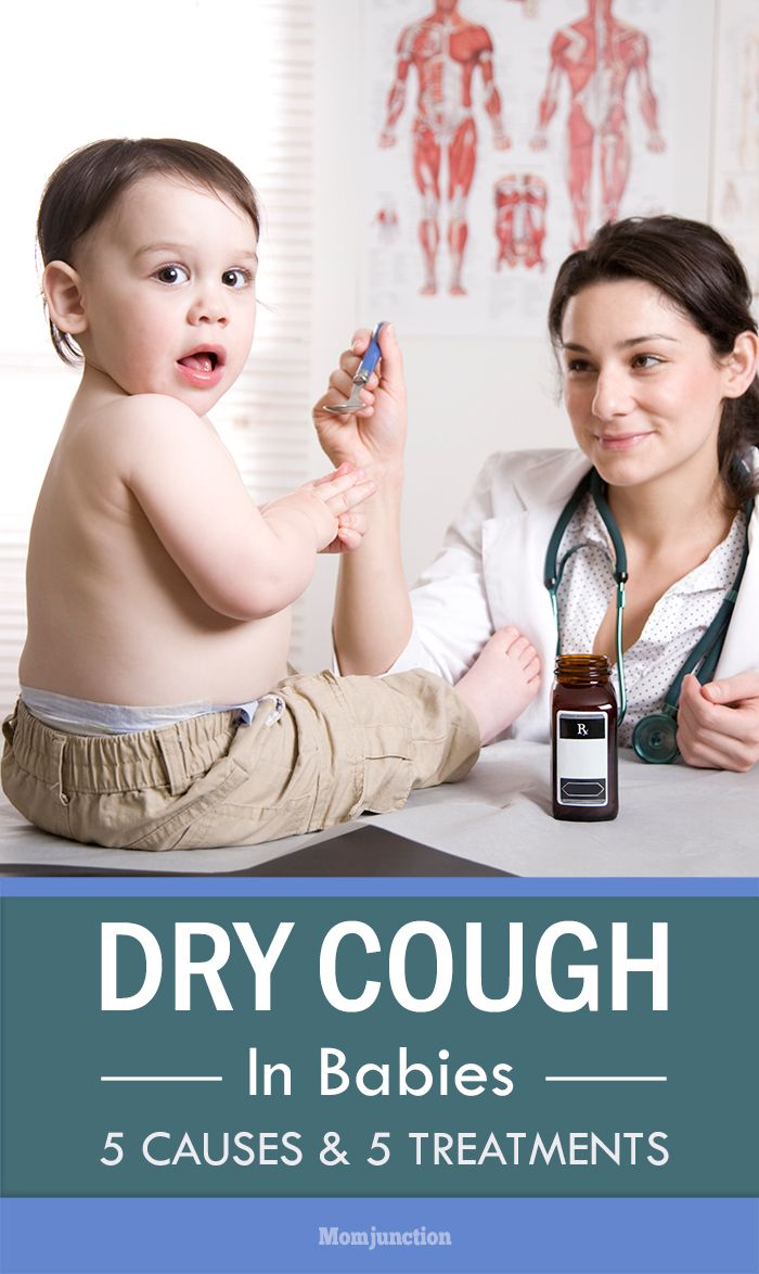 Is your little one suffering from dry cough. This post talks about dry cough in babies, and what you, as a parent, can do to treat it. Keep reading to know more.