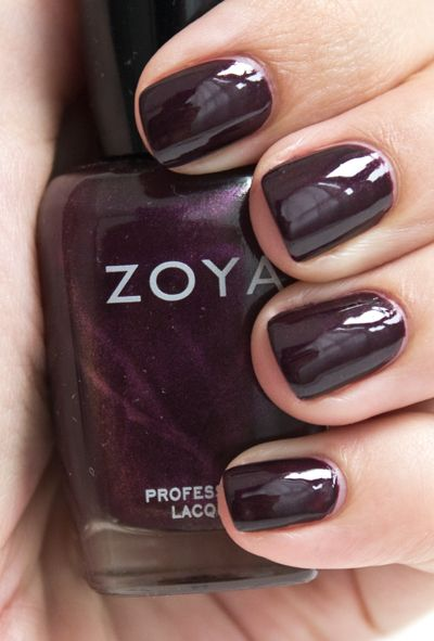Zoya Nail Polish Sloane Swatches