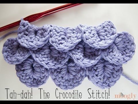 How to Make Crocodile Crochet Boots to Keep You Warm -