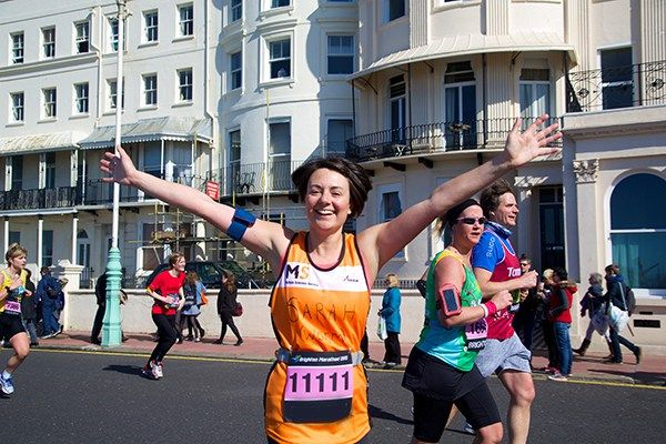 Could you be our next MS superstar? Run the Royal Parks Foundation half marathon - Women's Running