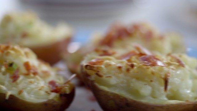 Pommes de terre gratinées | Cuisine futée, parents pressés