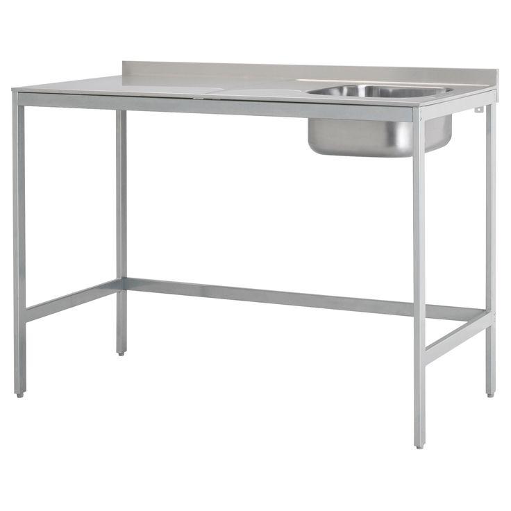 My Ikea Laundry Bench/Sink - $259 Measurements: W 126 L 126 D 64 H 90