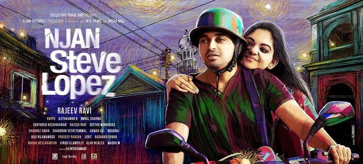 "Mollywood Frames. | Malayalam cinema | Malayalam films: ""Njan Steve Lopez"" Malayalam movie review"
