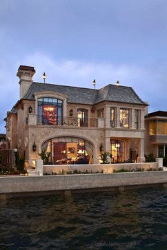 Traditional Homes traditional-exterior