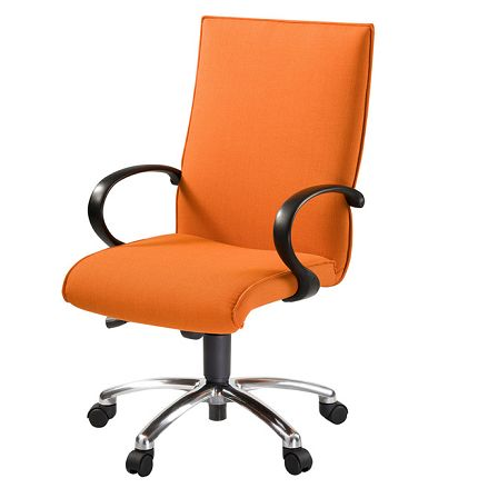 T3 is a very stylish and comfortable executive office chair with fixed arms. Ideal as an executive office chair, boardroom or meeting room chair, office task chair or reception visitor chair.