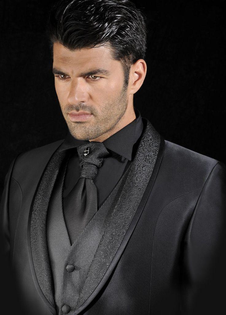 Ceremonia 2013 Enzo Romano. Moda masculina. Ropa para novios www.jasjahit.com