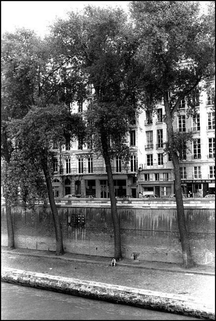 ©HENRI HADIDA: PARIS 1975