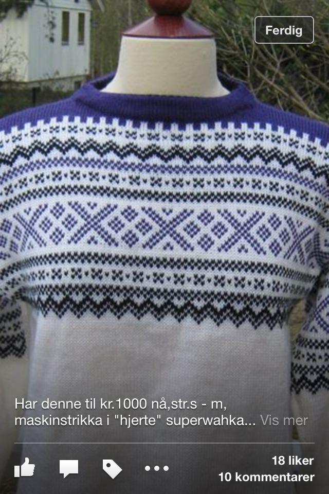 Marius genser fargeinsirasjon
