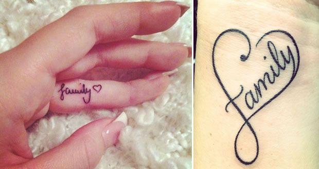 Frases De Familia: Diseños De Tatuajes Para Mujeres Frases En Español