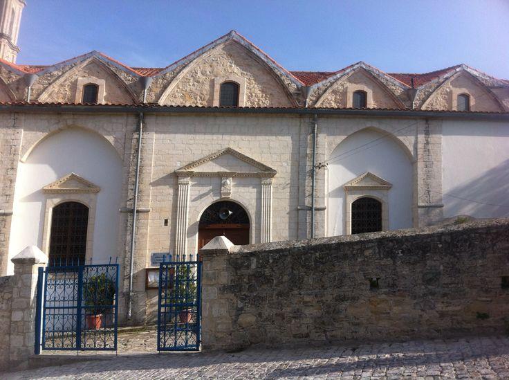 Εκκλησία Παναγία Χρυσολοφίτισσα-Λόφου-Λεμεσός