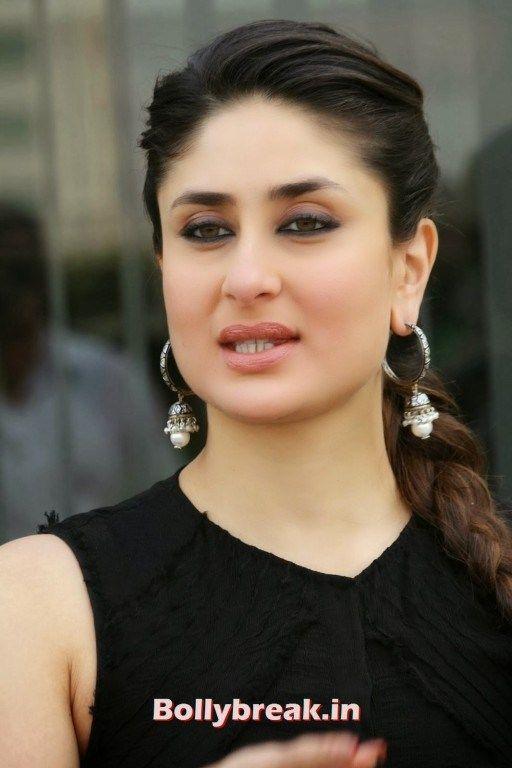 Kareena Kapoor Khan looking stunning in black.....HQ PICS