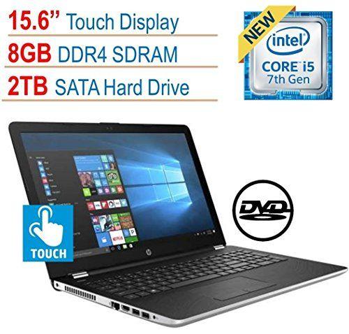 2018 Hp 15 6 Touchscreen Laptop Pc Intel Core I5 7200u 8gb Ddr4 2tb Hdd Intel Hd Graphics 620 802 11ac Blu Touch Screen Laptop Best Gaming Laptop Laptop