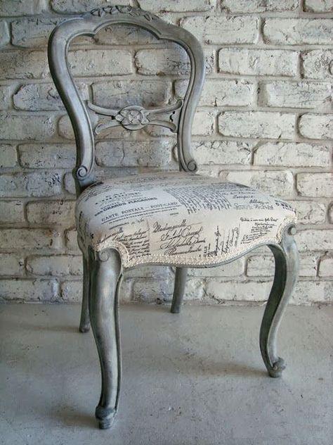 Las 25 mejores ideas sobre sillas de tapicer a en - Tapiceria de sillas ...