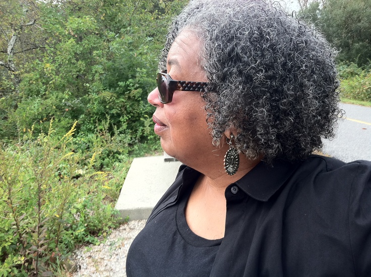 Gray Natural Hair Styles: 1000+ Images About Silver/Gray Natural Hair On Pinterest