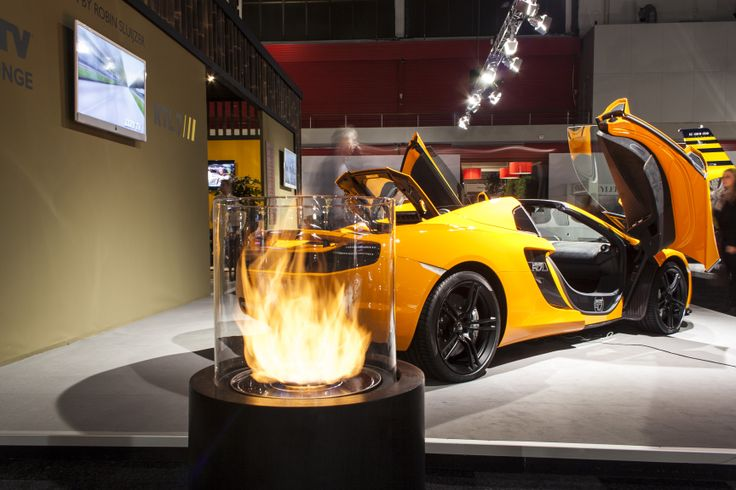 Prior to the event at the imm Cologne this month, it is worth mentioning that we have also participated in luxury fairs with our Fire Line Automatic and Totem Commerce at the Masters of LXRY in Amsterdam.  www.planikafires.com
