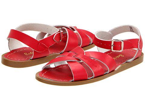 Salt Water Sandal by Hoy Shoes Salt-Water - The Original Sandal (Youth/Adult) Shiny Fuschia - Zappos.com Free Shipping BOTH Ways