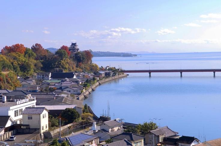 杵築町並み  Kitsuki town