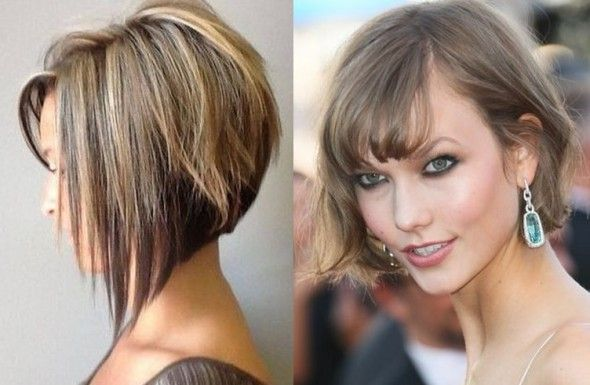 Hair Trends In Short Cuts For Summer 2014 Medium Cuts To