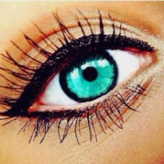 Need contacts this color!