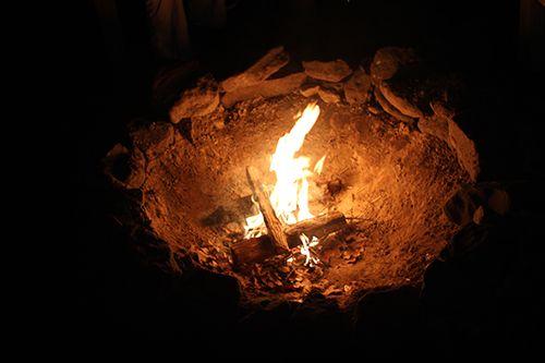 How to Build a Secret Backyard Fire Pit