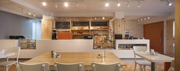 Padarie Café by CRIO Arquiteturas, Porto Alegre   Brazil cafe