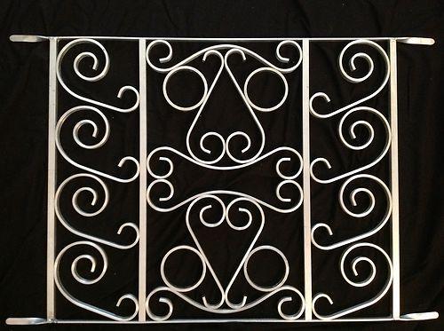 Black Metal Screen Doors 46 best decorative aluminum screen door grilles images on