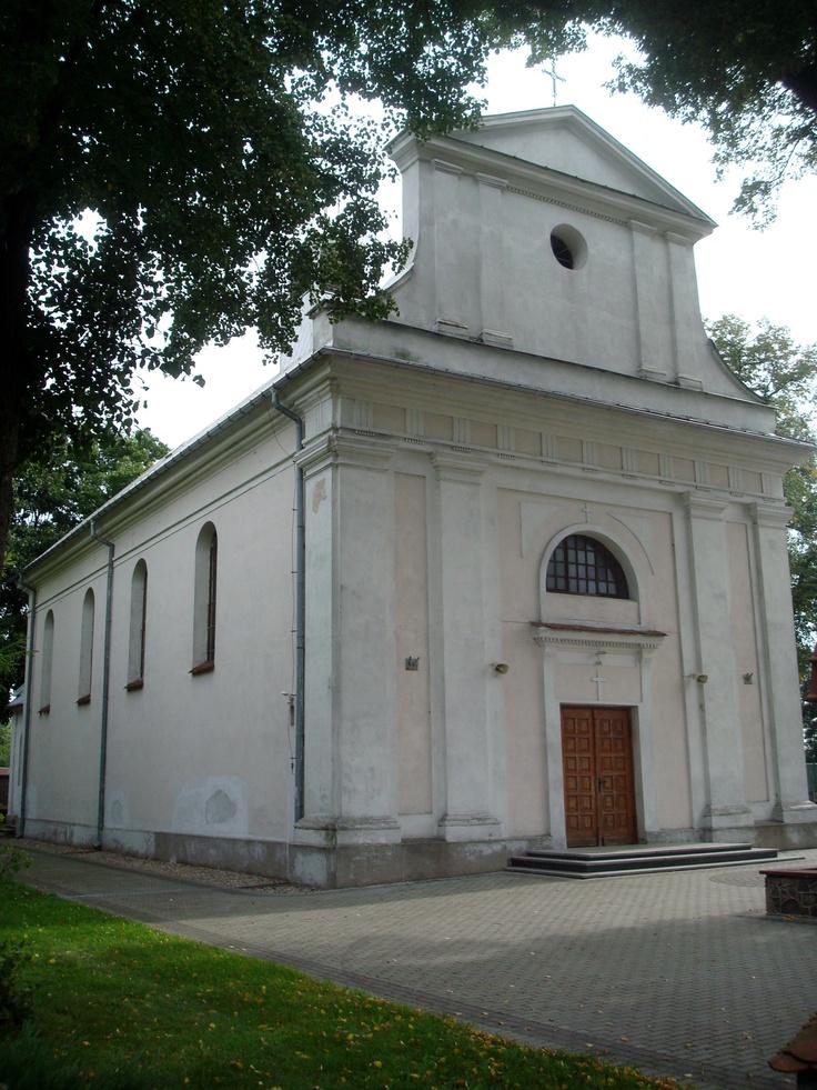 Joniec - kościół p.w. św. Ludwika