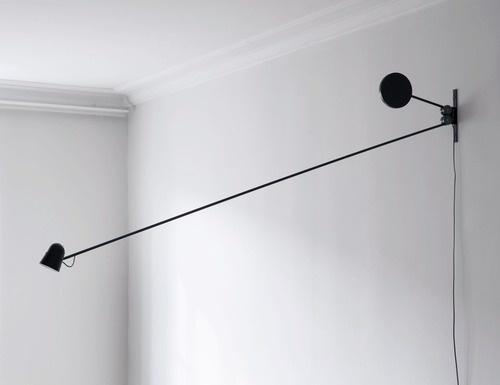 Fantastic lightCounterbalance by Daniel Rybakken for Luceplan.