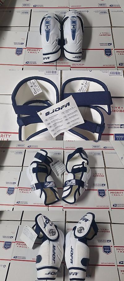 Pads and Guards 20856: Brand New Pro Stock Nhl Jofa 9177 Pro Hockey Elbow Pads Made In Sweden Size 5 -> BUY IT NOW ONLY: $220 on eBay!