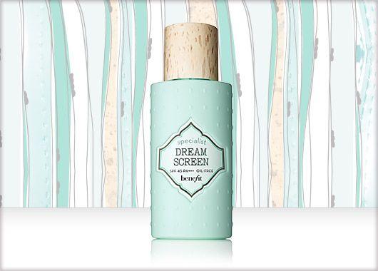 Benefit Cosmetics - dream screen #benefitgals