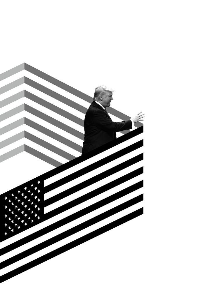 Donald Trump,  Great America, Great Wall