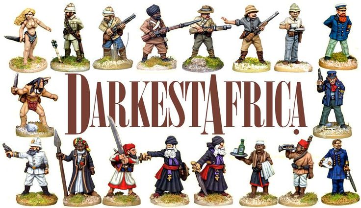 We manufacture the world's largest range of 28mm white metal miniatures for gamers, collectors, modellers and painters. We also have a comprehensive range of 300 different paints. Use the navigation bar above to browse our ranges.  Feel free to give us a call on +44 1636 526886 or email us at customers@wargamesfoundry.com if you need any help or have any questions . We are happy to take orders over the phone and you can pay by credit card or we can send you a Paypal invoice for any Speci...
