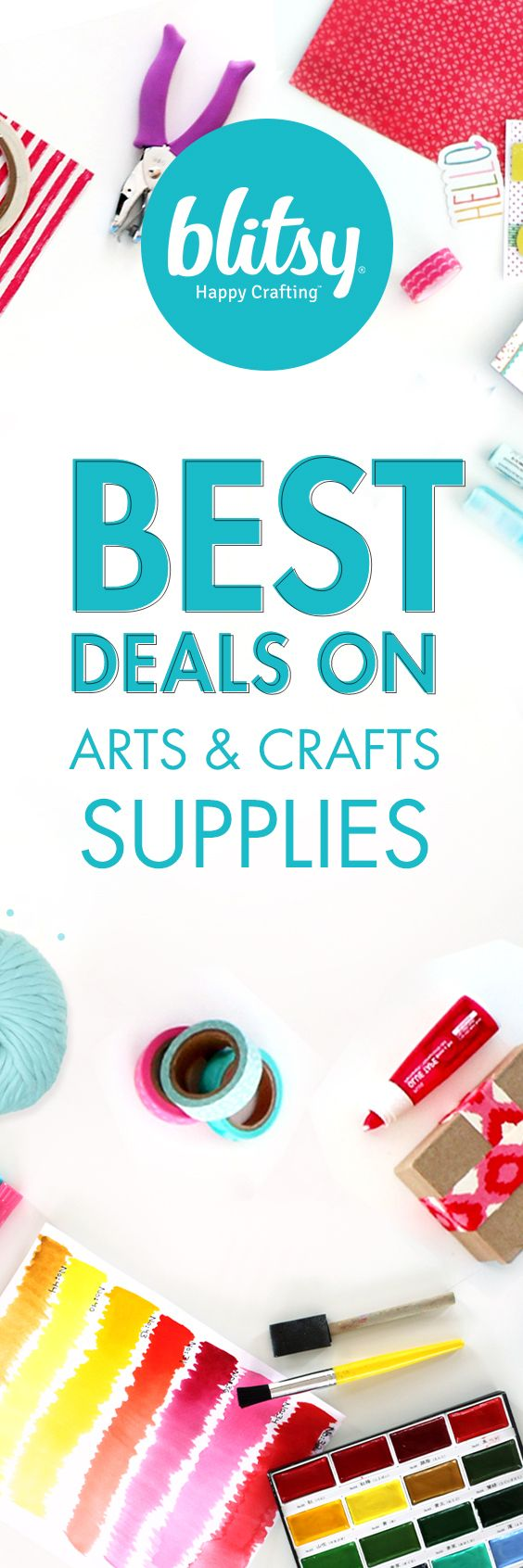 Your favorite craft supplies at unbeatable prices! Planners, paper, dies, stencils, paints, adhesives, yarn, thread - you name it we have it!